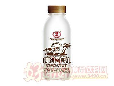 旺仔椰子牛乳饮品330ml