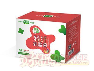 轻纤乳酸菌1000Ml*8瓶(新疆草莓味)
