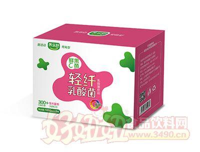 纤乳酸菌1000Ml*8瓶(水蜜桃味)