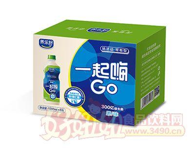一起嗨GO乳酸菌1000ml*8瓶(原味)