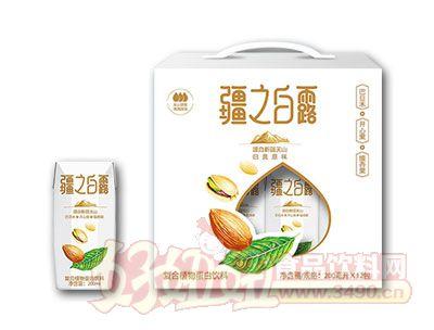 疆之白露复合植物蛋白饮料200ml*12包