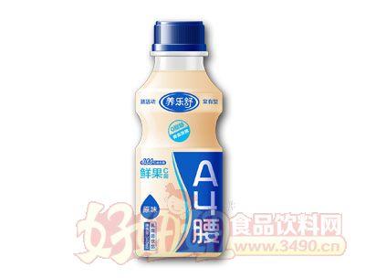 养乐舒A4腰乳酸菌饮品340ml原味