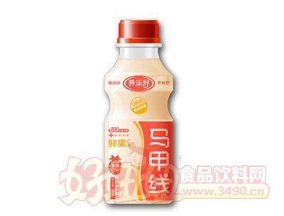养乐舒马甲线乳酸菌饮品340ml草莓味