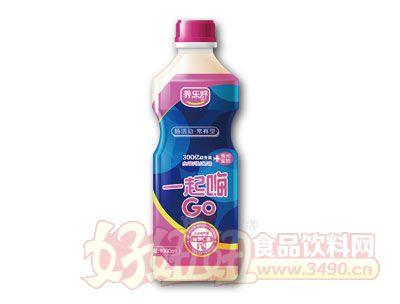 一起嗨GO乳酸菌1000ml(水蜜桃味)