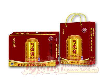 华谊兄弟可爱宝凉茶植物饮料310ml