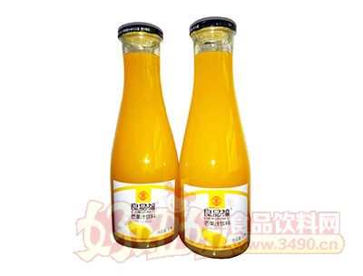 良品福芒果汁饮料1.5L