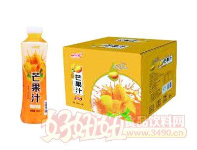 春尚好芒果汁饮料