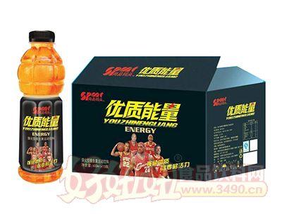 尚品码头强化型维生素运动饮料600mlX15瓶