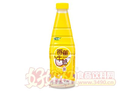 浩明香蕉牛奶1250ml