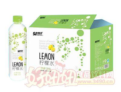 尚品码头柠檬水水果饮料500mlX15瓶