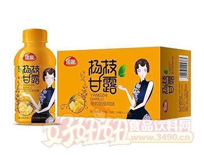 团友杨枝甘露果肉果汁饮料350mlx15瓶