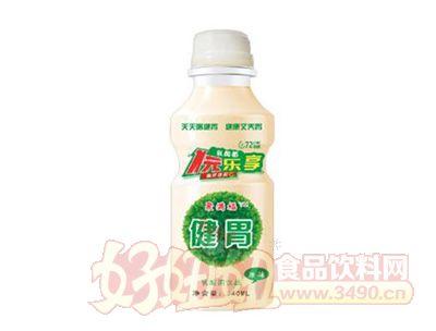 聚满福乳酸菌饮品340ml