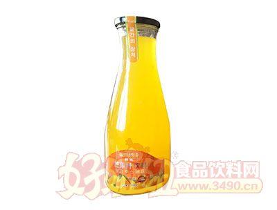 梵创苹果汁饮料1L