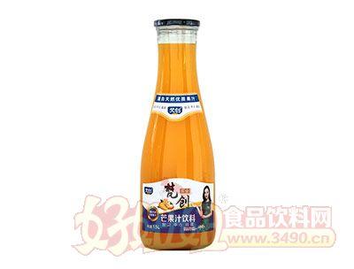 梵创芒果汁果汁饮料1.5L