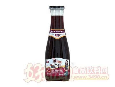 梵创蓝莓枸杞饮料1.5L