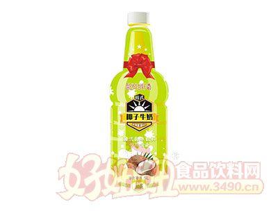 梵创椰子牛奶乳味饮料1.5L