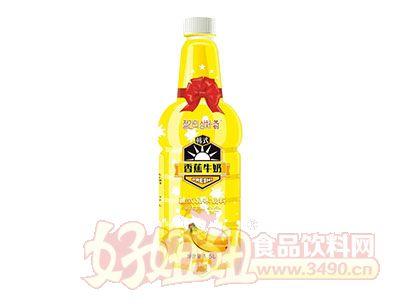 梵创香蕉牛奶乳味饮料1.5L