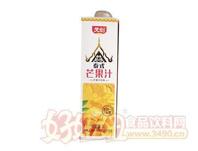 梵创泰式芒果汁饮料1L