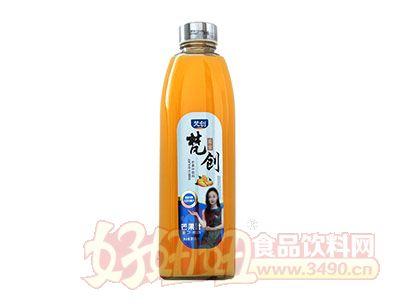 梵创芒果汁饮料918mL