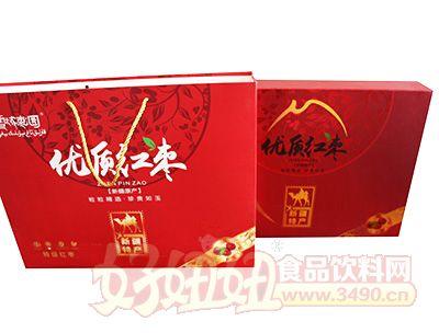 雪域枣园新疆优质特级红枣礼盒