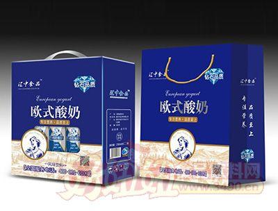 江中食品欧式酸奶风味饮料