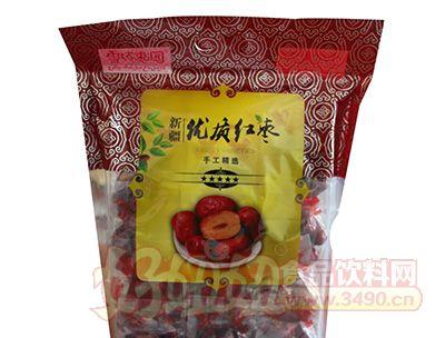 雪域枣园新疆优质红枣红