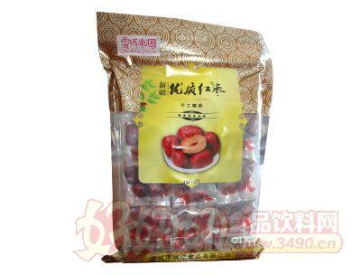 雪域枣园新疆优质红枣黄