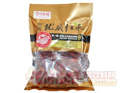 雪域枣园新疆优质红枣黄袋装