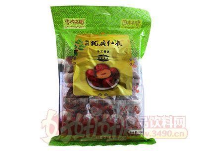雪域枣园新疆优质红枣绿