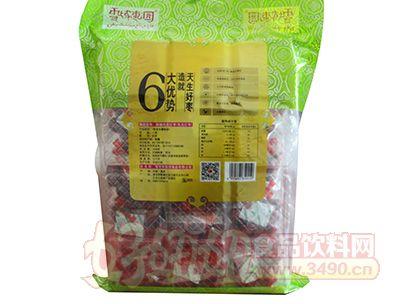 雪域枣园新疆优质红枣绿背面
