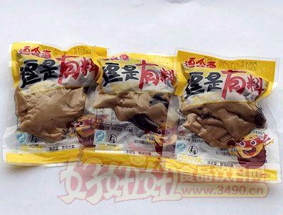 逗食惠逗是有料鸡汁味香菇豆干散装称重