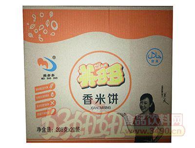 美多多香米饼208克x20袋
