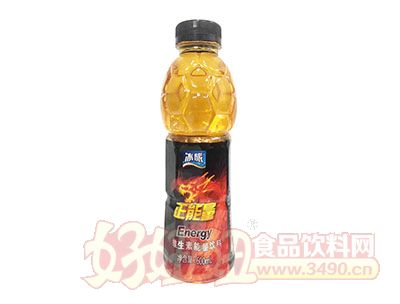 冰旅正能量维生素能量饮料600ml