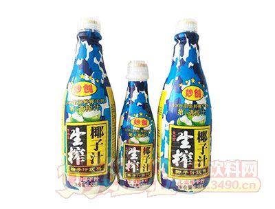 妙创生榨椰子汁1.25L