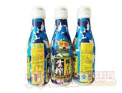 妙创生榨椰子汁500ml