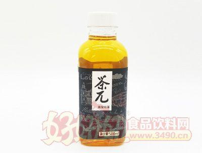 恒爱茶π-红茶500ml