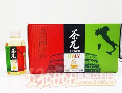 恒爱茶π-乌龙茶500mlx15瓶