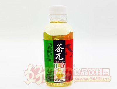 恒爱茶π-乌龙茶500ml