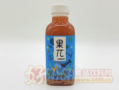 恒爱果π-山楂果茶500ml