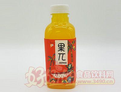 恒爱果π-菠萝果茶500ml
