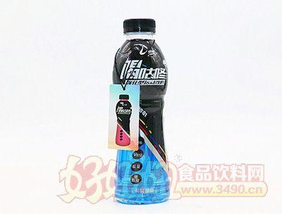 恒爱喝咕咚强化型运动饮料600ml蓝