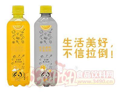 懋源百香果果汁饮料瓶装480ml