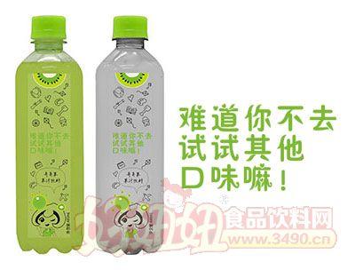 懋源奇异果果汁饮料480ml瓶装