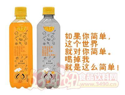懋源芒果汁饮料480ml瓶装