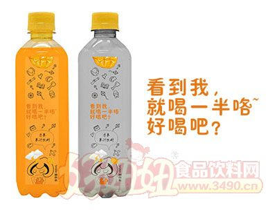 懋源芒果汁饮料瓶装480ml