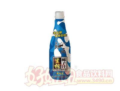 珊亚果肉型生榨椰子汁植物蛋白饮料1.25kg