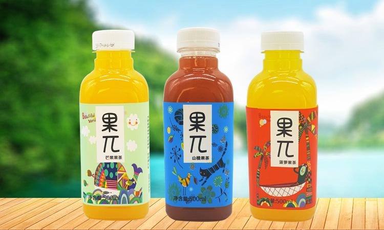 恒爱果π-芒果果茶500mlx15瓶