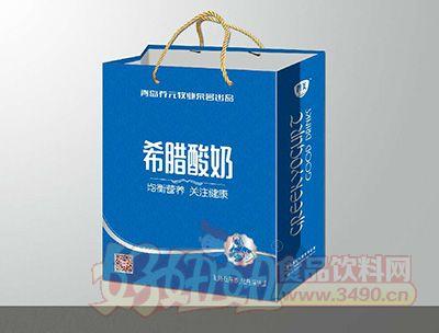青岛养元牧业希腊酸奶礼盒