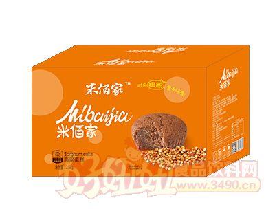 米佰家高粱蛋糕2.5kg箱装