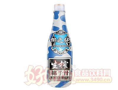 虎润椰之纯生榨椰子汁125ml